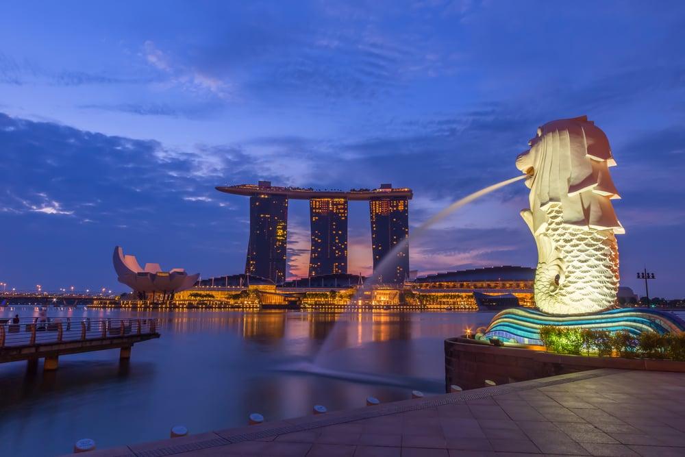 新加坡两家赌场全面关闭