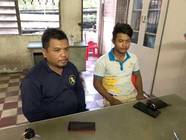 金边2员工偷3万美金彩票 中国老板报警逮人