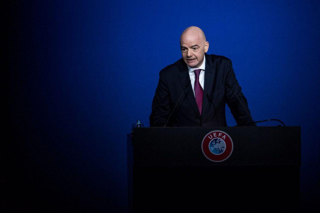 违法密会瑞士司法部长 FIFA主席被起诉