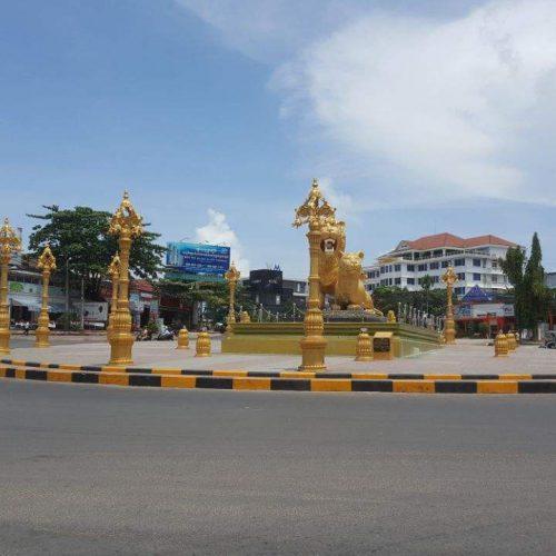 全球公卫事件冲击,柬埔寨西港仍未批准赌场复业。