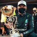 博塔斯获本赛季第二座冠军奖杯