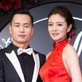 陈荣炼3年前娶台湾女星安以轩