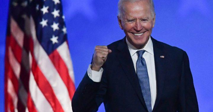 美国民主党总统候选人拜登成功当选总统。