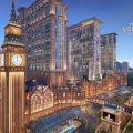澳门伦敦人呈献经典的英国宏伟建筑,外墙以西敏寺及国会大厦作设计蓝图。