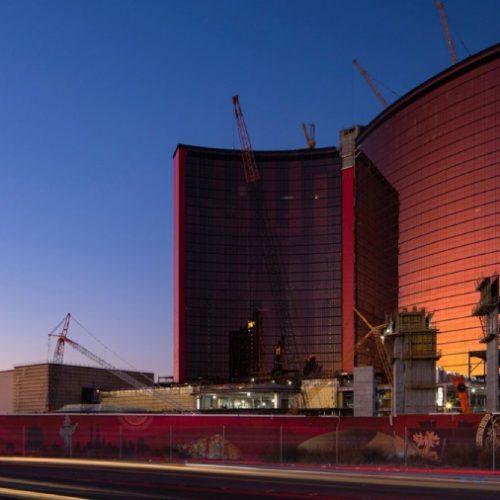 拉斯维加斯名胜世界耗资打造43亿美元的综合度假胜地