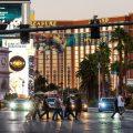 拉斯维加斯旅客恢复但商务活动仍然停滞