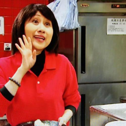 香港六合彩搅珠首位女主持人