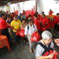 多多博彩连续33年举办惠及公众的施赠贫老活动