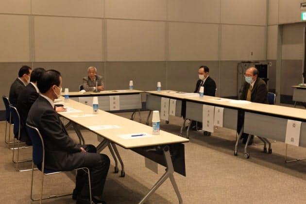 横滨召开首次商选委员会会议