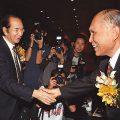 何鸿燊与霍英东是老友也是商场上的夥伴