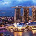 新加坡两个实体赌场去年第四季度收入大增