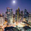 菲律宾大马尼拉市中心马卡蒂