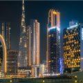 有沙漠奇迹之城美称的阿联酋长国迪拜