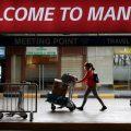 菲律宾政府发布通知禁止外国人入境