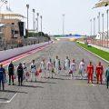 2021赛季F1车手大合照