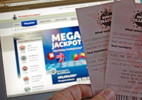 英国小夫妻错失16亿欧洲百万彩票巨奖