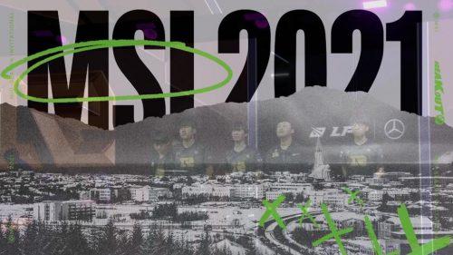 MSI五月将在冰岛登场