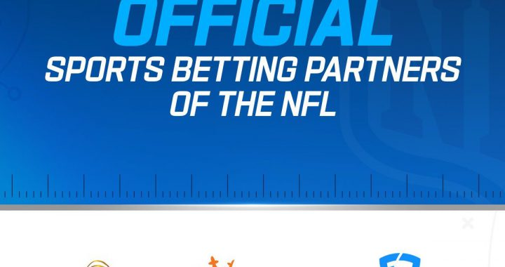 NFL公布官方体彩合作方