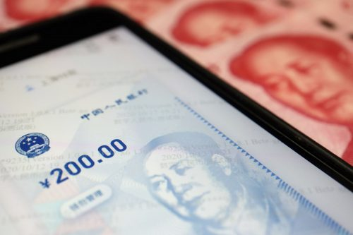 China's digital yuan has undergone escalated testing throughout 2020