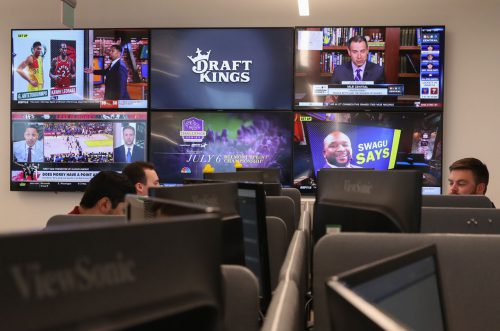 DraftKings is a pure-play online gambling stock