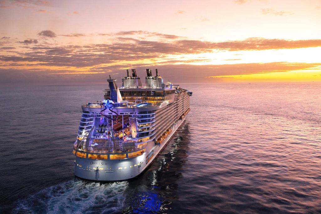 皇家加勒比试航获准标志美国邮轮即将复苏