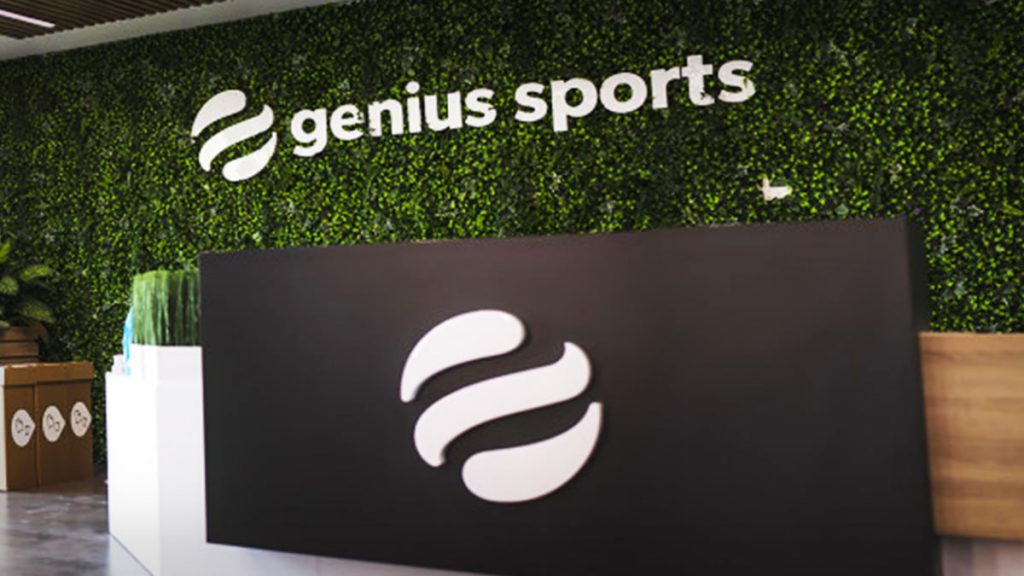 Genius Sports is a sports data and technology company that provides data management and related integrity services to sportsbook.