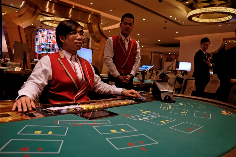 Macau's gross gaming revenue during the five-day break on May 1 was approximately USD 75 million a day