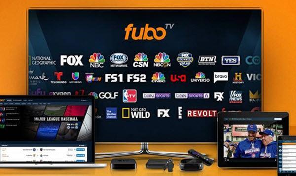 体育流媒体公司fubo TVfubo TV, DraftKings, 欧洲杯, 网络博彩, 体彩,
