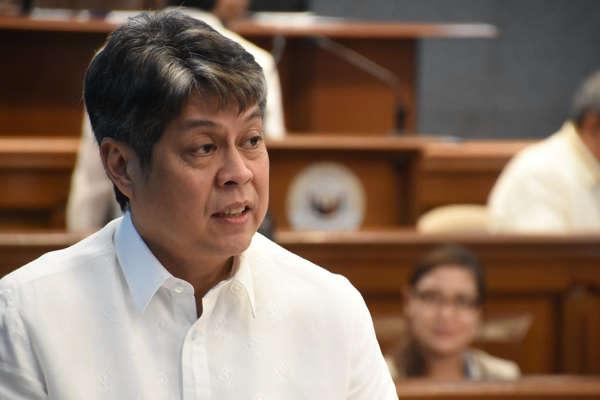 Francis Pangilinan议员反对该行业因此投下反对票菲律宾, POGO, 离岸博彩, 网络博彩, 征税,