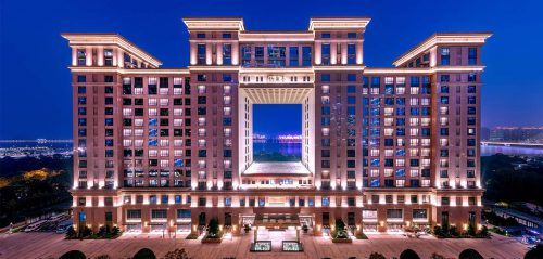 Diaoyutai MGM Hospitality is a joint venture between Diaoyutai State Guesthouse and MGM Resorts International.